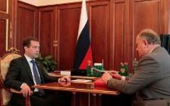 Дмитрий Медведев и Геннадий Зюганов. Фото: президент.рф