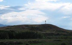 Гора в Казахстане. Фото с сайта panoramio.com