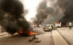 Теракт в Ираке. Фото с сайта 1news.az