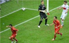 Гол Алана Дзагоева. Фото с сайта uefa.com