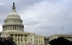 Здание Сената США. Фото с сайта vesti.kz