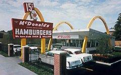 McDonald's. Фото с сайта mcdonalds.ru
