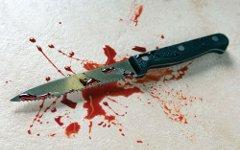 Окровавленный нож. Фото с сайта info4security.com