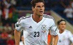 Марио Гомес. Фото с сайта uefa.com
