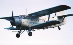 Самолет Ан-2. Фото с сайта aerofoto.narod.ru