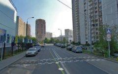 Улица Вилиса Лациса. Фото с сайта maps.yandex.ru