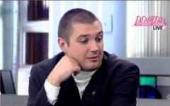 Александр Босых. Кадр телеканала «Дождь»