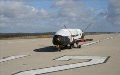 Boeing X-37B. Фото с сайта af.mil