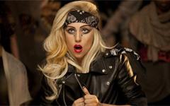 Lady GaGa. Фото с сайта ladygaga.com