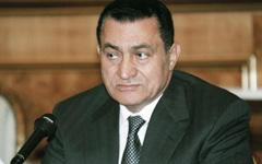 Хосни Мубарак © РИА Новости, Александр Макаров