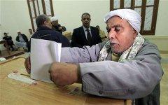 Выборы в Египте. Фото с сайта islam.ru