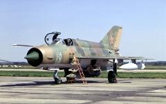 МиГ-21. Фото с сайта combatavia.info