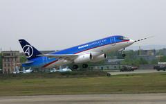 SSJ-100. Фото с сайта sukhoi.org