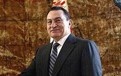 Хосни Мубарак. Фото с сайта ookaboo.com