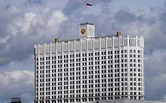 Дом Правительства России © KM.RU