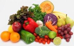 Овощи и фрукты. Фото с сайта pirogi.org