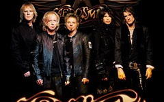 Aerosmith испугались конкуренции других рок-групп