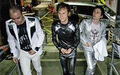 Новая песня Muse стала официальным гимном лондонской Олимпиады