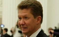 Алексей Миллер. Фото с сайта kremlin.ru