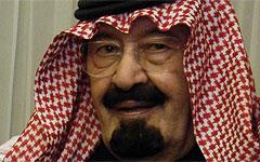 Абдалла ибн Абдель Азиз Аль-Сауд. Фото с сайта wikipedia.org
