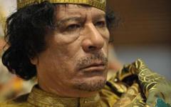 Муаммар Каддафи. Фото с сайта defenseimagery.mil