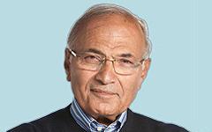 Ахмед Шафик. Фото с сайта wikipedia.org