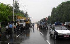 Авария. Фото с официального сайта МЧС РФ