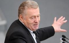 Владимир Жириновский © РИА Новости, Владимир Федоренко