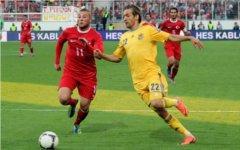 Товарищеская игра Украины и Турции. Фото с сайта dynamo.kiev.ua, А.Попов