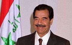 Саддам Хусейн. Фото с сайта en.wikipedia.org