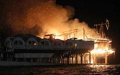 Пожар в клубе «ПЛОТFORMA» © РИА Новости, Михаил Мокрушин