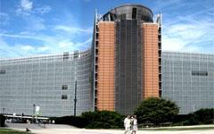 Здание Еврокомиссии. Фото с сайта ookaboo.com