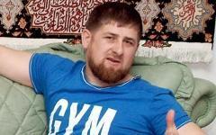 Рамзан Кадыров. Фото с сайта ramzan-kadyrov.ru