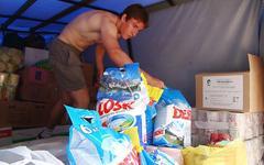 Сочинский волонтер. Фото с сайта privetsochi.ru