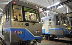Поезда московского метро. Фото с сайта mosmetro.ru