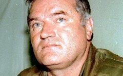Ратко Младич. Фото Михаила Евстафьева с сайта wikipedia.org