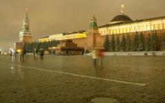 Красная площадь. Фото с сайта wikipedia.ru