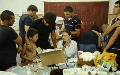 Пункт оказания медицинской помощи. Фото с сайта narod-prav.livejournal.com