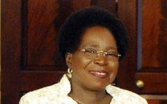 Нкосазана Дламини-Зума. Фото с сайта flickr.com