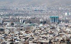 Панорама Душанбе. Фото с сайта wikipedia.org