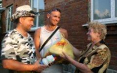 Волонтеры. Фото с сайта 23.mchs.gov.ru
