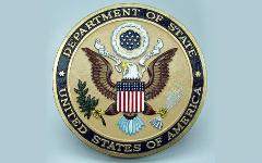 Эмблема Госдепартамента США. Фото с сайта silentthundermodels.com