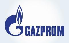 Логотип компании «Газпром»