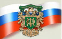 Логотип Министерства финансов РФ