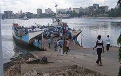 Гавань в Дар-эс-Салам. Фото с сайта wikipedia.org