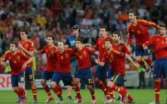 Сборная Испании © РИА Новости, Виталий Белоусов