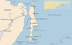 Пролив Лаперуза. Изображение с сайта wikipedia.org