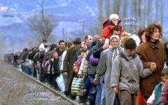 Беженцы. Фото с сайта comon.ru