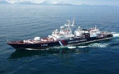 Корабль «Дзержинский». Фото с сайта planobrasil.com