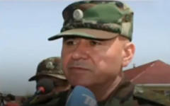 Генерал Абдулло Назаров. Стоп-кадр с видео в YouTube